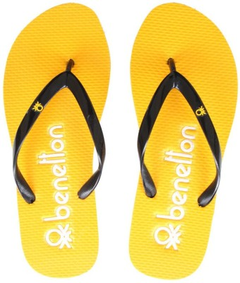 United Colors of Benetton Flip Flops