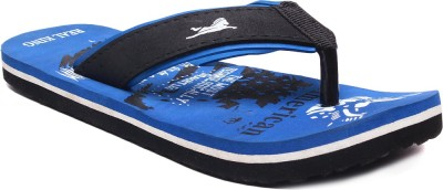 Foot Clone Toning Blue Flip Flops