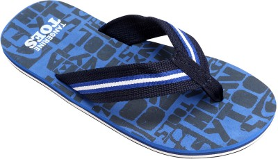 Tangerine Toes Woven Young Mix Flip Flops