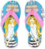 Barbie Girls Slipper Flip Flop