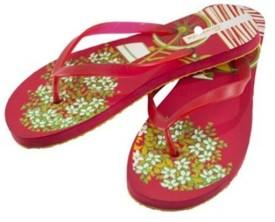 TOTEGLORY Girls Slipper Flip Flop(Pink)
