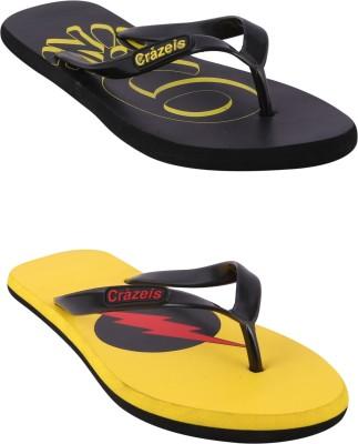 Crazeis Flip Flops