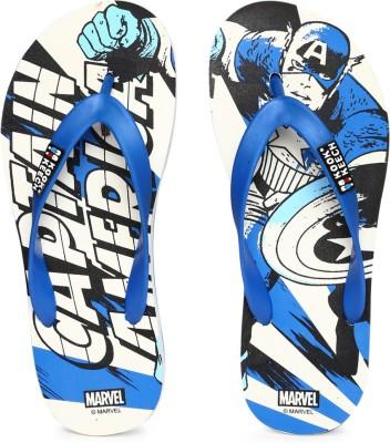 Kook N Keech Marvel Flip Flops