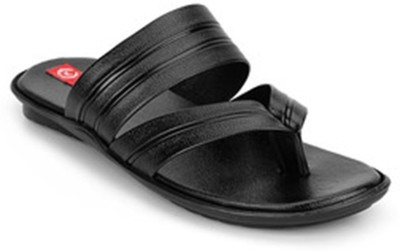 Wave Walk 2356-BLACK Slippers