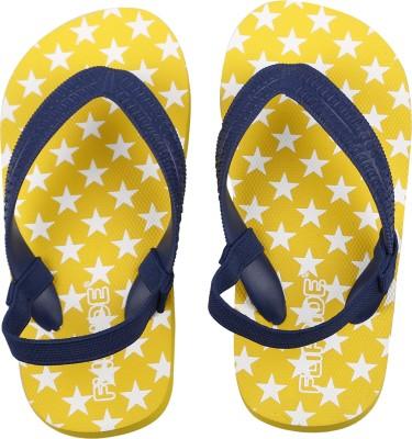 Flipside Murphy Yellow Flip Flops