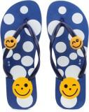 Amatra Girls Slipper Flip Flop (Blue)