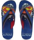 Superman SUPERMAN YELLOW SHIELD Flip Flo...