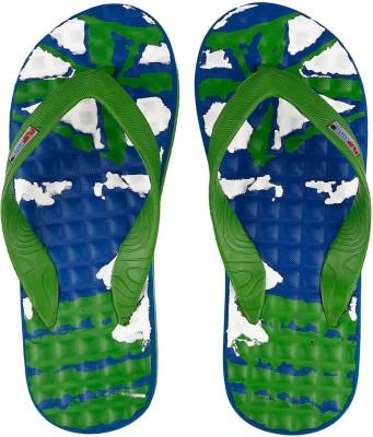 Flipside Sporty Green Flip Flops