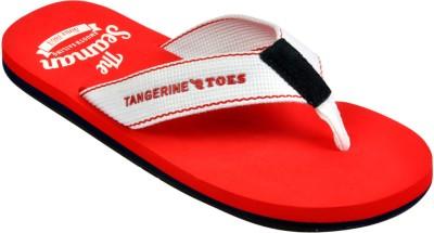 Tangerine Toes Seaman Flip Flops