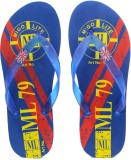 Amatra Boys Slipper Flip Flop (Blue)