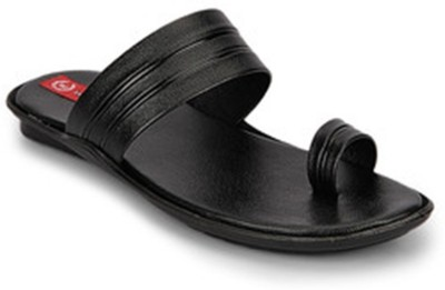 Wave Walk 2357-BLACK Slippers