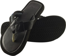 Guardian Boys Slipper Flip Flop(Black)