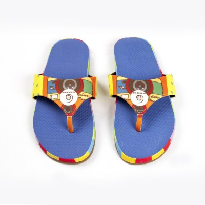 Colour Me Mad Flip Flops