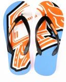 Tangerine Toes Flip Flops
