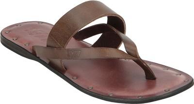 ESTD. 1977 2053 - brown Flip Flops