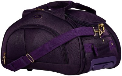 Verage Orchid Duffel Trolley Small Travel Bag  - Small