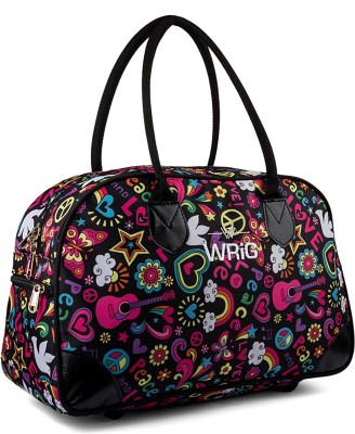 WRIG Music Small Travel Bag