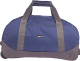 BagsRus Trolley Small Travel Bag (Blue)