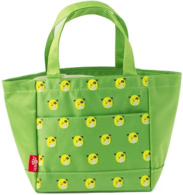 EZ Life Lime Green Kids Thermal Lunch Bag Small Travel Bag