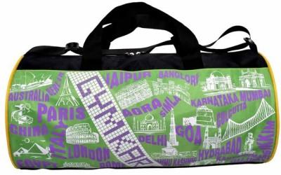A2z GYMKAR Small Travel Bag  - Medium