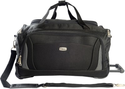 Timus Morocco Small Travel Bag - 55(Black)