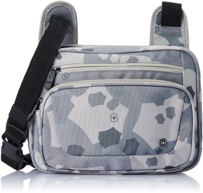 Victorinox TRAVEL COMPANION Small Travel Bag - Small(GREY CAMOUFLAGE)