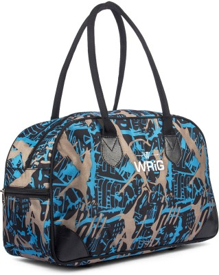 WRIG WDB064-B Blue Small Travel Bag