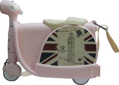 Gamme Ride-On Scooter Kids Luggage Small Travel Bag