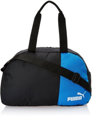 Puma Black and Team Power Blue Polyester...