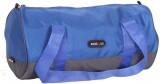 BagsRus Gym Small Travel Bag (Blue, Yell...