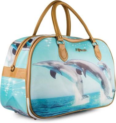 WRIG WDB076-D Blue Small Travel Bag  - Large