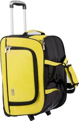 Pragmus Duffel With Trolley Small Travel Bag  - Medium