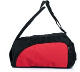 BagsRus DF105FRD Small Travel Bag (Red)
