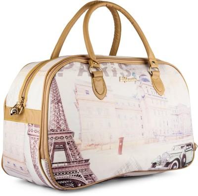 WRIG WDB070-D White Small Travel Bag  - Large