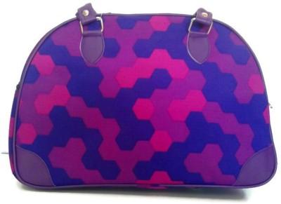 Shree Multicolour Bags Tb04 Purple Small Travel Bag