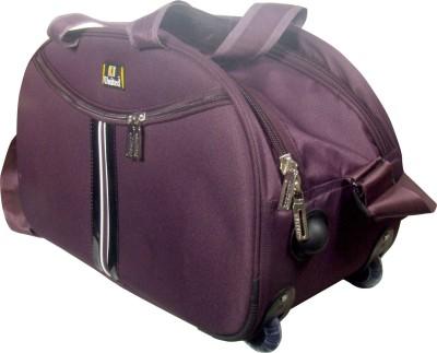 United Udb020 2tone Strapped Small Travel Bag  - Medium