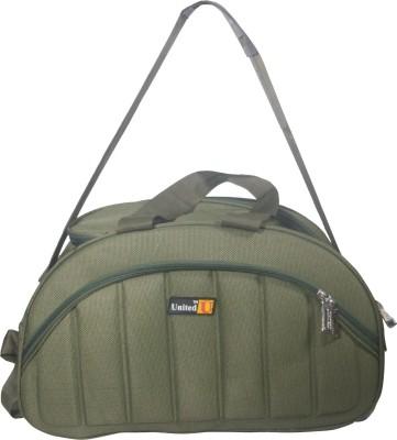 United Udb018 2tone Small Travel Bag  - Medium
