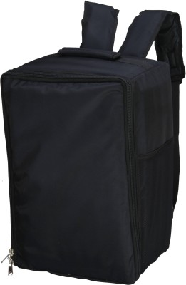 Dolphin Product Big Pickup andPizza Delivery Bolso Small Travel Bag  - Large(Black)