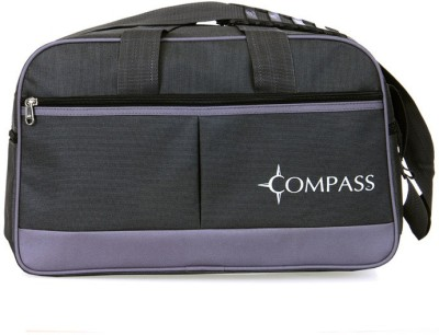 Compass Fine Check (19 Inch) Small Travel Bag  - Small