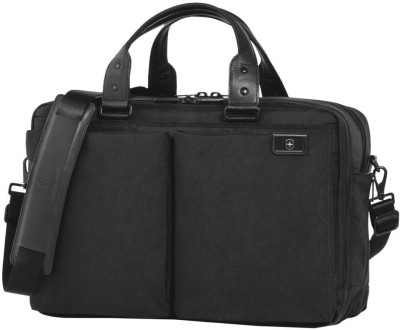 Victorinox Valise 40 CM Overnight Laptop Brief With Tablet/eReader Pocket Small Travel Bag  - Small