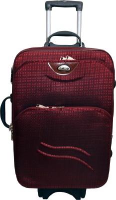 United Bags UTB24015 Foursquare Double Pkt Expandable Small Travel Bag  - Medium