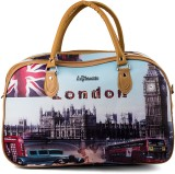 WRIG London Small Travel Bag (Multicolor...