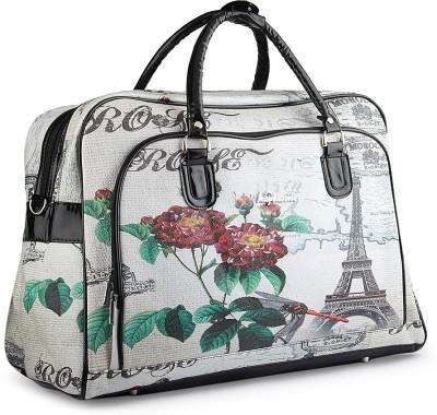 WRIG PF-WDB036-A Green White Small Travel Bag  - Large