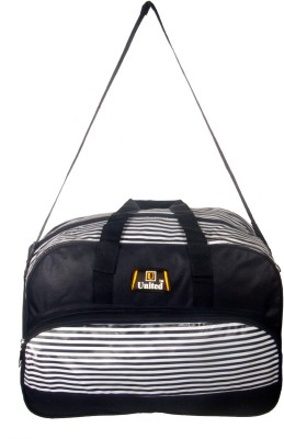 United Bags Gymlane BLK Small Travel Bag  - Small