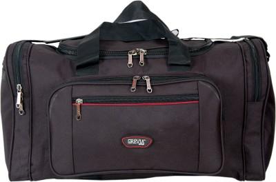 Grevia Bags AB _137_22_Black Small Travel Bag  - 22