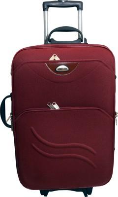 United Bags UTB24019 TTone D Pkt Expandable Small Travel Bag  - Medium