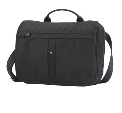 Victorinox ADVENTURE TRAVELER Small Travel Bag - Small(Black)