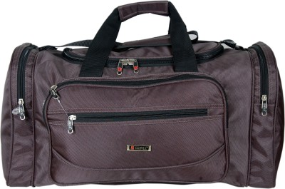 Grevia Bags AB_1007_22_Grey Small Travel Bag  - 22