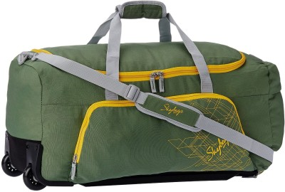 Skybags Sparks I 65 Green Small Travel Bag