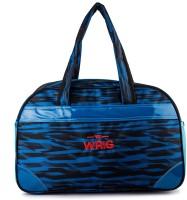 WRIG Hidesign Travel Duffel Bag(Blue)